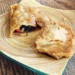 Owl Kitchen: Hot gluten free pasties (meat or veg)