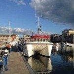 Veaseys: Dan's family's boat NN733 'Le Belhara'