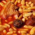 Heaven Preserve Us: Spanish Fabada stew for lunch or supper