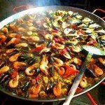 Demi Pastisser: Paella demonstration and lunch!
