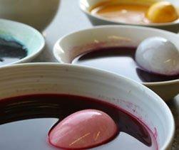 Market Veg-Dyed Easter Eggs