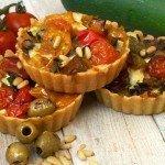 Elvira: Gluten free tarts