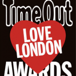 Time Out Love London Awards: We've been shortlisted!
