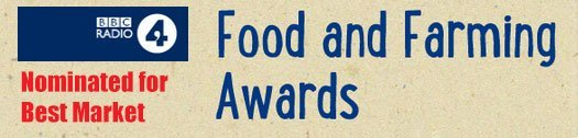 Nominated for the BBC Good Food Awards 2015