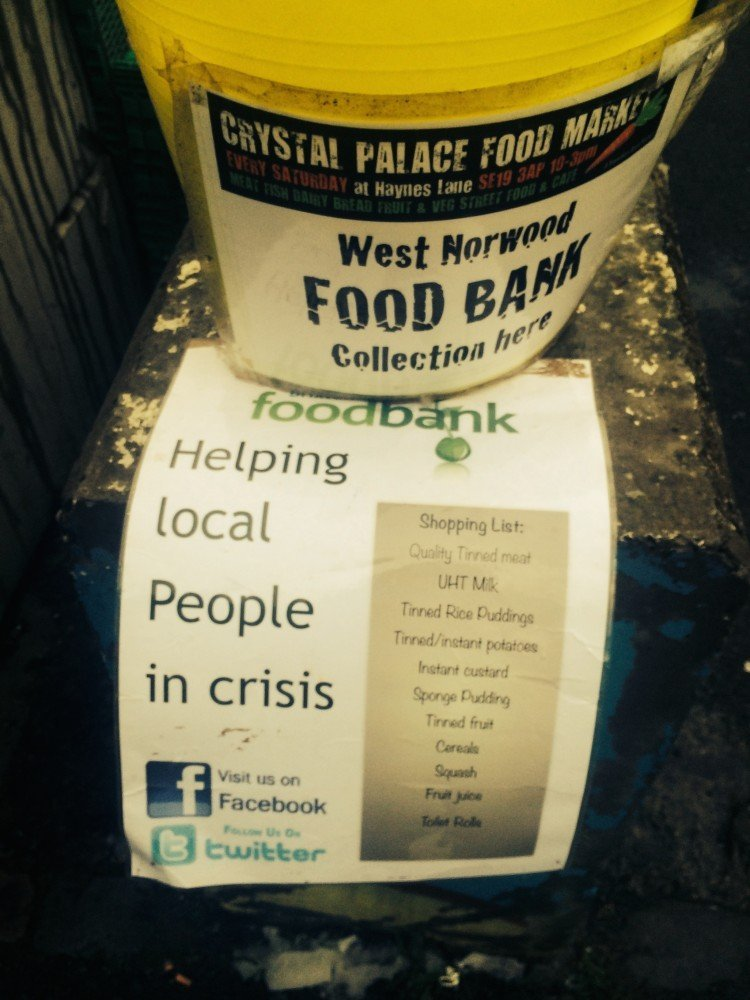 Norwood Food Bank wants your gluts
