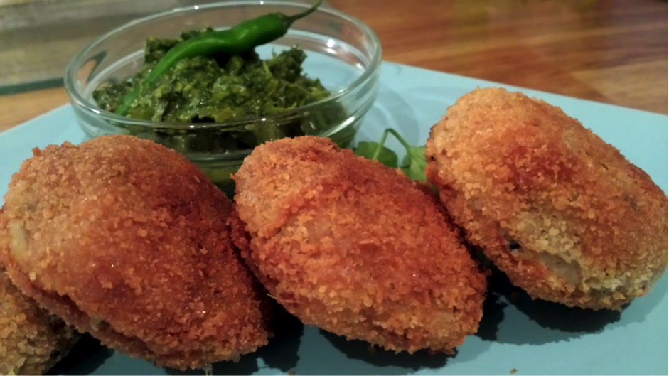 COOKING ON A BUDGET 2 – Alu Tikki from Simply Tay